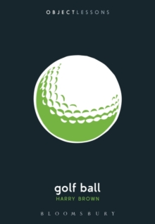 Golf Ball, Paperback Book