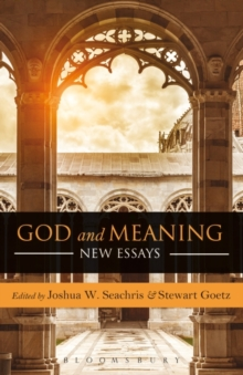 God and Meaning : New Essays, Paperback Book