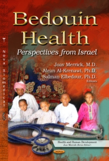 Bedouin Health : Perspectives from Israel, Hardback Book