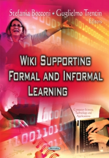 Wiki Supporting Formal & Informal Learning, Paperback Book
