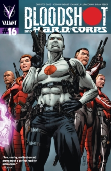 Bloodshot and H.A.R.D. Corps Issue 16, EPUB eBook