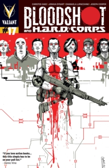 Bloodshot and H.A.R.D. Corps Issue 17, EPUB eBook