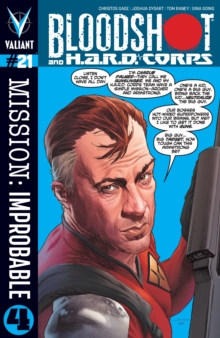 Bloodshot and H.A.R.D. Corps Issue 21, EPUB eBook