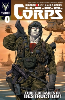 Bloodshot and H.A.R.D. Corps: H.A.R.D. Corps Issue 0, EPUB eBook