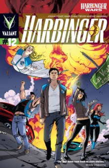 Harbinger (2012) Issue 12, EPUB eBook