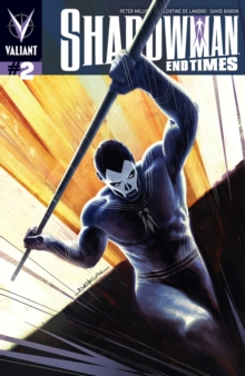 Shadowman: End Times Issue 2, EPUB eBook