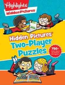 Hidden PicturesTM Two-Player Puzzles, Paperback / softback Book