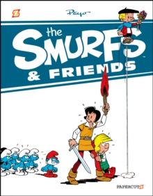 Smurfs & Friends, The, Hardback Book