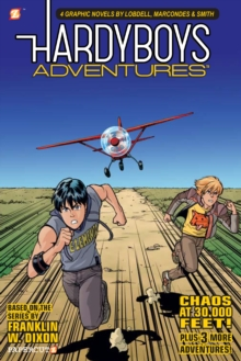 The Hardy Boys Adventures #3, Paperback / softback Book