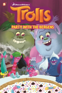 Trolls Graphic Novel Volume 3, Paperback Book