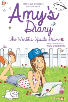 Amy's Diary #2 HC : The World's Upside Down, Book Book