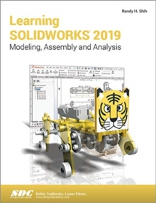 Learning SOLIDWORKS 2019, Paperback / softback Book