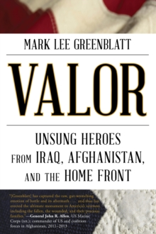 Valor : Unsung Heroes from Iraq, Afghanistan, and the Home Front, Paperback Book