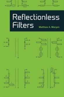 Reflectionless Filters, Hardback Book