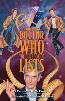 Unofficial Doctor Who : The Big Book of Lists, Paperback Book