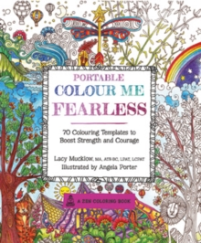 Portable Colour Me Fearless, Paperback Book