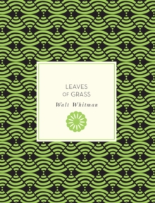Leaves of Grass, Paperback Book