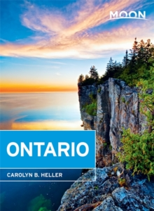 Moon Ontario (2nd ed), Paperback Book