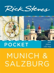 Rick Steves Pocket Munich & Salzburg (First Edition), Paperback Book