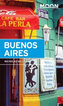 Moon Buenos Aires, Paperback Book