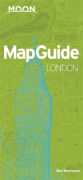 Moon MapGuide London (4th ed), Paperback Book