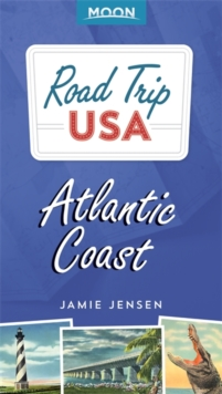 Road Trip USA: Atlantic Coast, Paperback Book