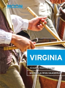 Moon Virginia, Seventh Edition : Including Washington DC, Paperback Book