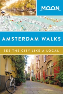 Moon Amsterdam Walks, Paperback / softback Book