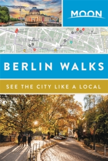 Moon Berlin Walks, Paperback / softback Book