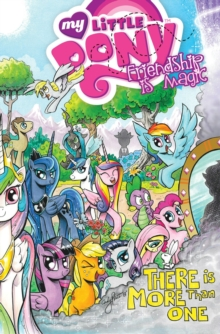 My Little Pony Friendship Is Magic Volume 5, Paperback Book