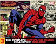 The Amazing Spider-Man The Ultimate Newspaper Comics CollectionVolume 3 (1981- 1982), Hardback Book