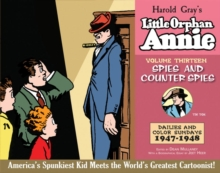 Complete Little Orphan Annie Volume 13, Hardback Book
