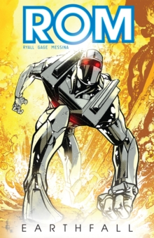 Rom, Vol. 1 Earthfall, Paperback / softback Book