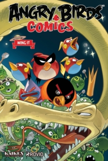 Angry Birds Comics Volume 6 Wing It, Hardback Book
