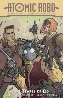 Atomic Robo, Vol. 11, Paperback / softback Book