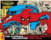 The Amazing Spider-Man The Ultimate Newspaper Comics Collection, Volume 4 (1983 -1984), Hardback Book
