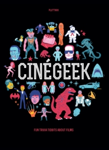 Cinegeek, Hardback Book