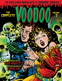 The Complete Voodoo Volume 3, Hardback Book