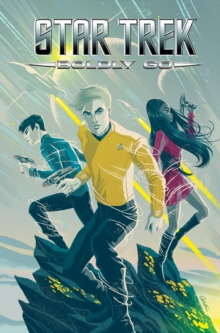 Star Trek Boldly Go, Vol. 1, Paperback Book