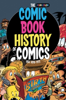 Comic Book History Of Comics Usa 1898-1972, Paperback Book