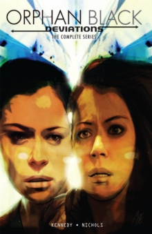 Orphan Black Deviations, Paperback Book