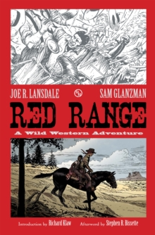 Red Range A Wild Western Adventure, Hardback Book