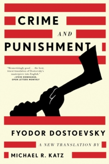 Crime and Punishment : A New Translation, Hardback Book