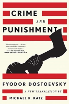 Crime and Punishment : A New Translation, Paperback / softback Book
