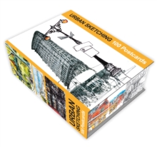 Urban Sketching: 100 Postcards : 100 Beautiful Location Sketches from Around the World, Cards Book