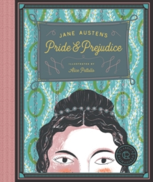 Classics Reimagined, Pride and Prejudice, Paperback Book