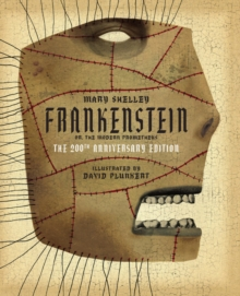 Classics Reimagined, Frankenstein, Hardback Book