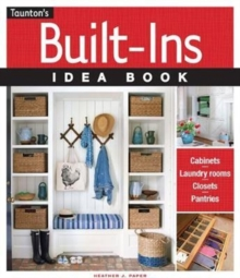 Built-Ins Idea Book, Paperback Book