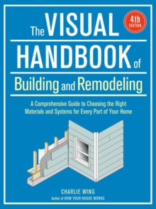 Visual Handbook of Building and Remodeling, Paperback Book