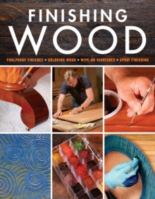 Finishing Wood, Paperback Book